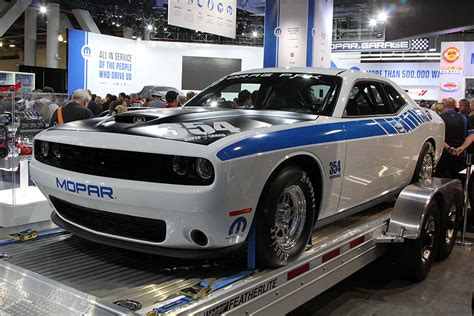 all wheel drive challenger an all wheel drive challenger the supercharged drag pak