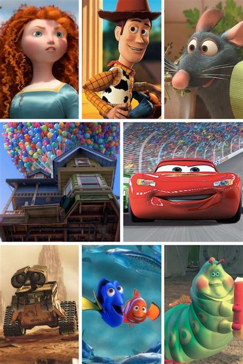 quiz film pixar quiz guess the disney pixar movie from these five words