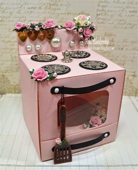 How To Make A Paper Oven - 1000 images about craft ideas silhouette cameo on