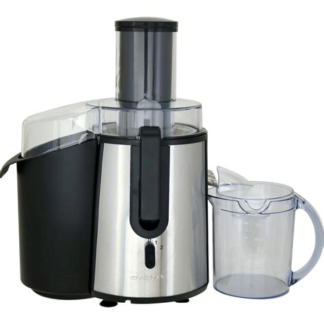 Juicer Homzace ovente 60 8 oz wide fruit and vegetable juice extractor centrifugal juicer je7607br the