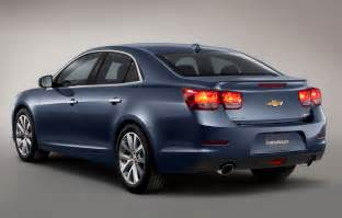 2013 chevrolet malibu makes china debut in blue will be