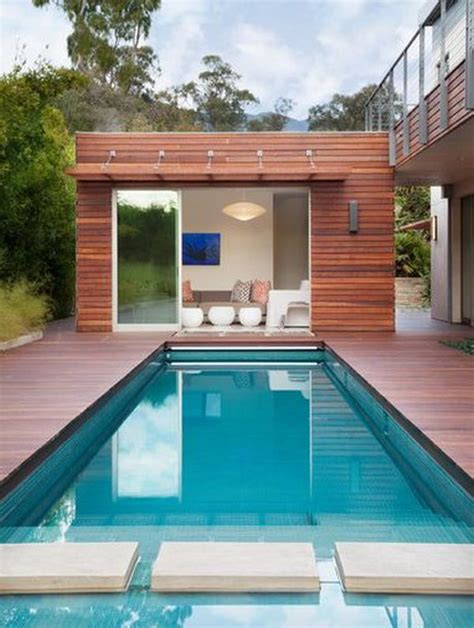 elbar pool houses from shipping owning a swimming pool at home is it or not