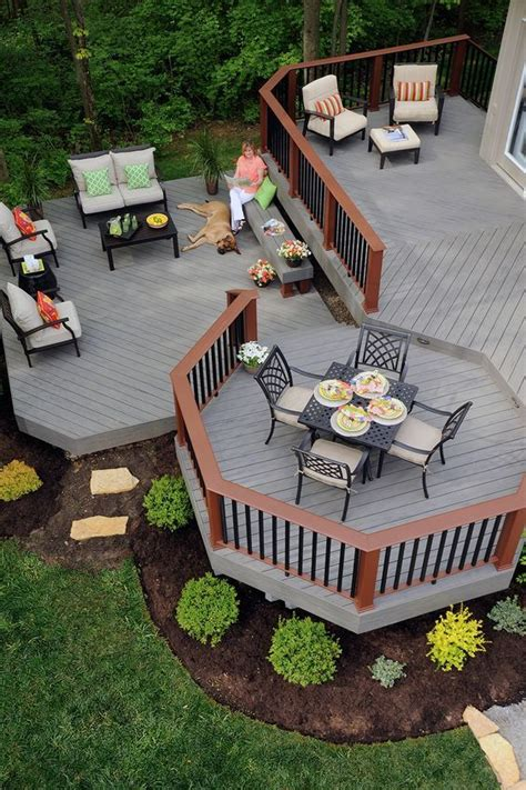 backyard decks and patios 17 best images about pictures of decks on
