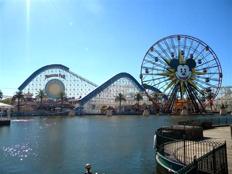 theme park california list of former disney california adventure attractions