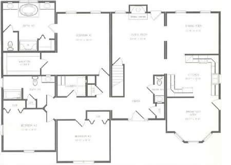 Hallmark Homes Floor Plans | r215633 1 by hallmark homes ranch floorplan