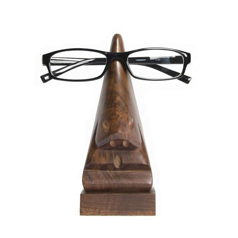 matr boomie wood nose eyeglass holder roost and galley