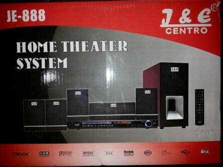 Home Theater J E Centro Je888 harga dan spesifikasi speaker home theater je centro je