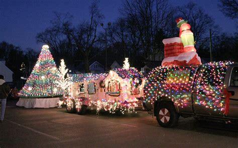 christmas light parade ideas parade of lights float ideas images