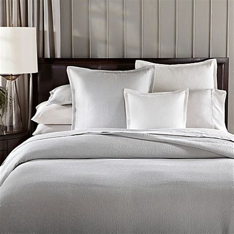 barbara barry coverlet barbara barry 174 modernist coverlet in winter white bed