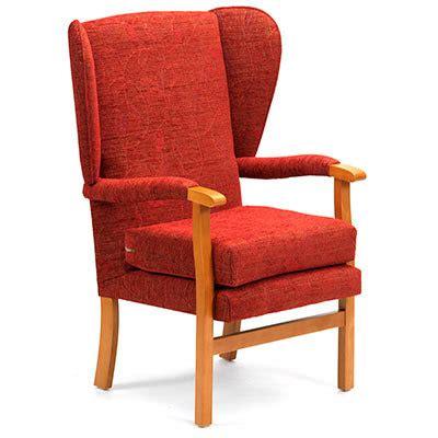 disability armchairs jubilee fireside chair jubilee high seat chair