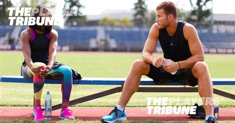 by blake griffin the standoff the players tribune what you don t know about being a sprinter by carmelita