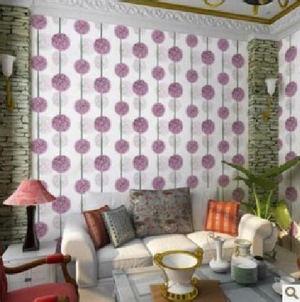 purple flower wallpaper for living room modern warm yellow dandelion flower purple flower living room bedroom tv background wallpaper in