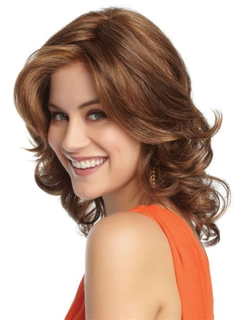shoulder length hair for oblong face thin hair 16 striking layered hairstyles for medium length hair
