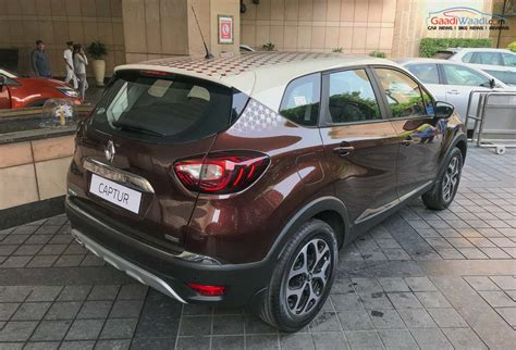 renault captur price renault kaptur captur india price booking engine
