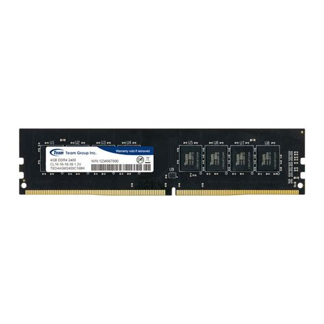 ram sodimm ddr4 4gb by gm comp teamgroup desktop ram value 4gb 2400mhz ddr4 μνήμες ram