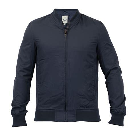 Jaket Bomber Harrington Trasher mens harrington jacket brave soul ma1 summer lightweight bomber zip coat ebay