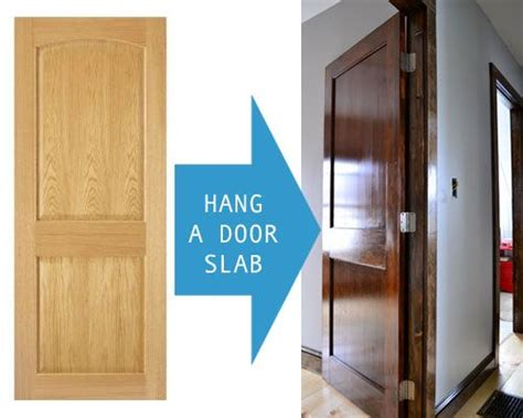 Hang An Interior Door How To Hang An Interior Door Slab I Can Do That I Pinter
