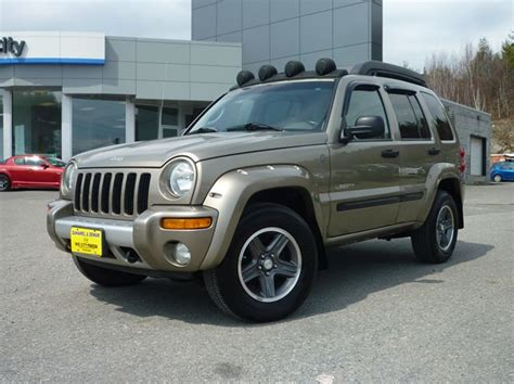 jeep renegade 2004 new and used jeep liberty cars for sale in ontario