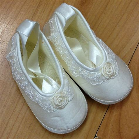baptism shoes for personalised christening shoes kg1rt