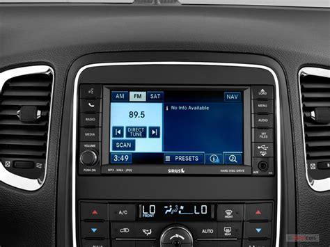 2013 dodge durango navigation system 2013 dodge durango interior u s news best cars