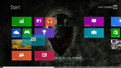 rainmeter themes for windows 8 1 alienware wallpaper hd windows 8 1 wallpapersafari