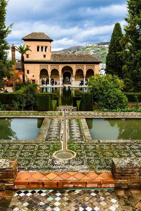 Granada Gardens by Alhambra Gardens Granada Spain Favorite Places