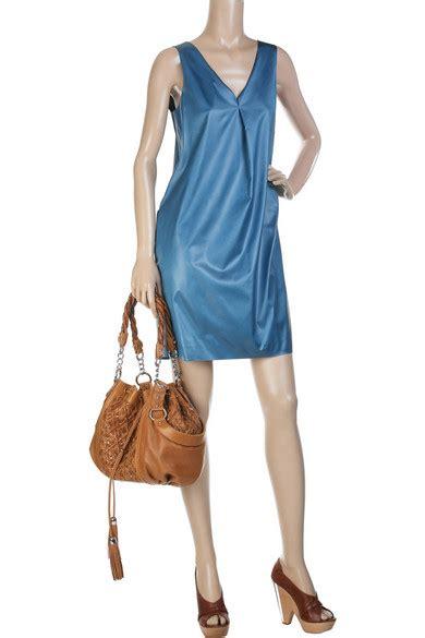 Zac Posen Woven Leather Shoulder Bag by Zac Posen Woven Leather Drawstring Bag Net A Porter