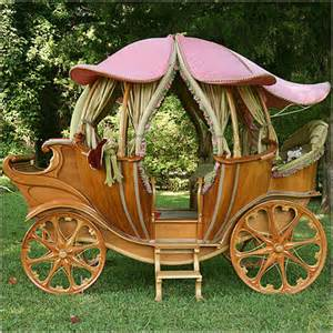 Cinderella Carriage Bed by Cinderella Carriage Beds Posh Tots The Cinderella Effect