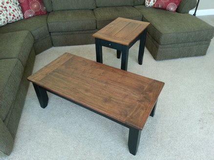 walnut coffee and end table set walnut coffee end table set by ribeye lumberjocks