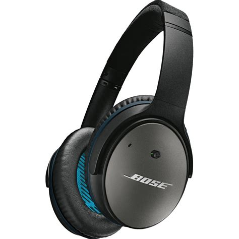Bose Quietcomfort 25 Acoustic Noise Cancelling 715053 0010 B H