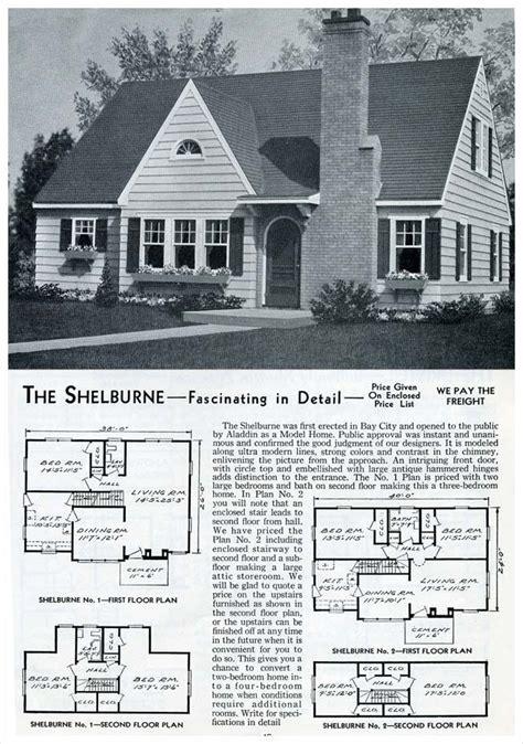 1953 aladdin homes the sunshine vintage aladdin homes 17 best images about architecture antique home plans on