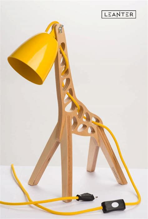 Giraffe Light by Handmade Giraffe Desk Ls Id Lights