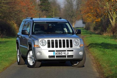 What Year Was Jeep Founded Jeep Patriot Pictures Images Photos Carvet Info