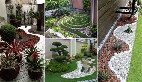 cool pebble design ideas   courtyard amazing