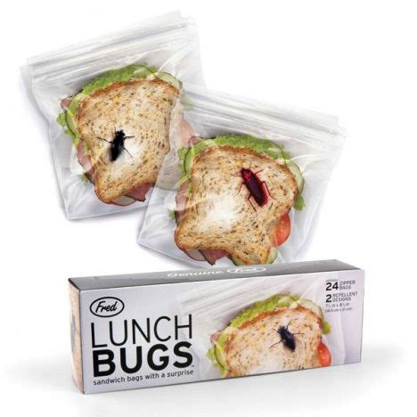 protect your sandwich with the lunch bugs anti theft lunch