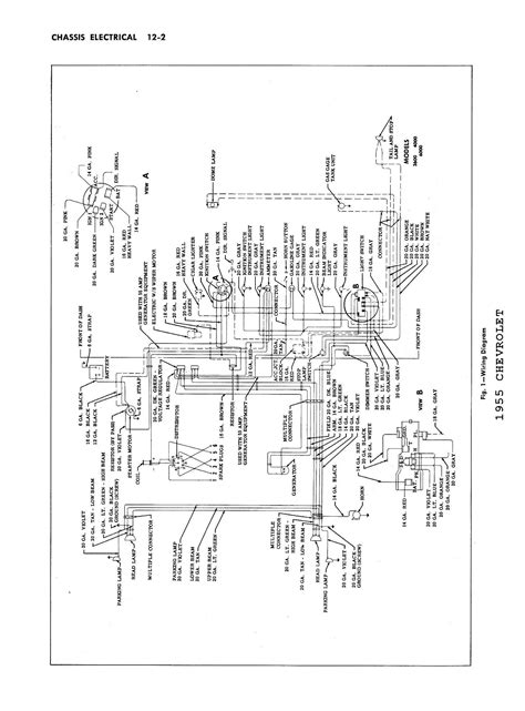 1958 chevy truck headlight switch wiring diagram wiring