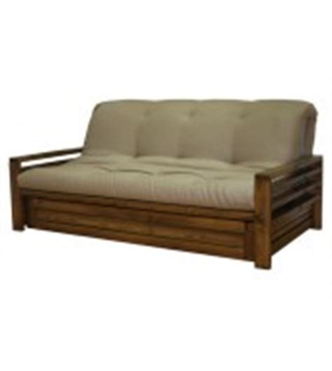 futon brighton trifold and bifold wooden frames for futon mattresses