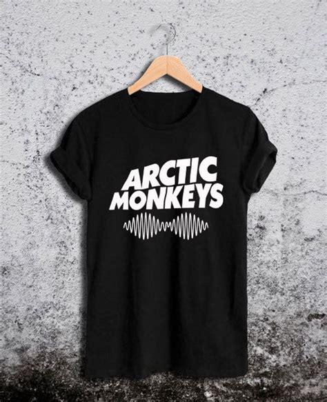 T Shirt Artic Monkey 3 Colors 17 best ideas about arctic monkeys shirt on