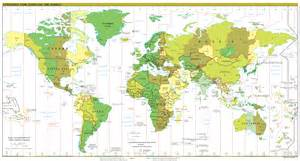 us time zone map with hawaii time zones forex society