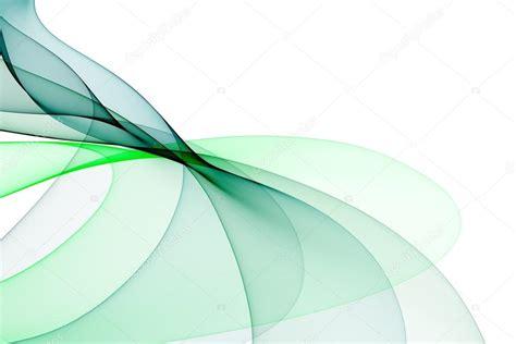 imagenes en blanco y verde ondas suaves de tonos de verde sobre fondo blanco fotos
