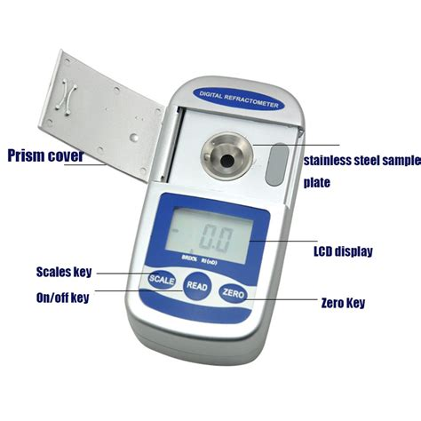 Hi 96802 Digital Refractometer For Fructose By Weight Analysis 1 compare prices on digital brix shopping buy low price digital brix at factory price