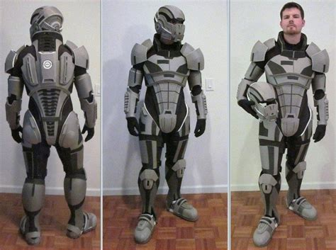 %name Mass Effect 3 N7 Armor Template   Mass Effect 3 N7 Armor (Femshep) by NaughtyZoot on DeviantArt