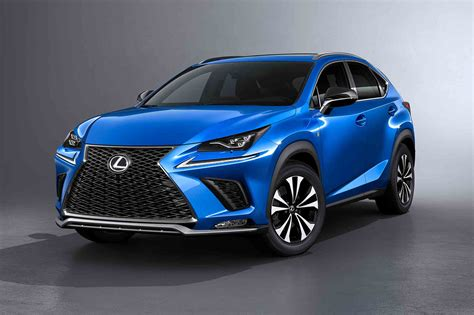 lexus ct200 2018 2018 lexus nx gets a refresh in shanghai motor trend canada