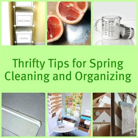 spring cleaning ideas spring cleaning tips at remodelaholic