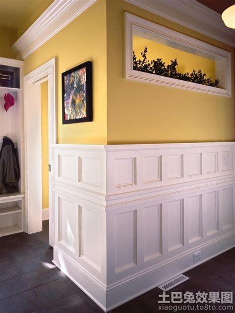 Decorating Ideas For Wall Cutouts 家庭装修欧式墙裙图片 土巴兔装修效果图