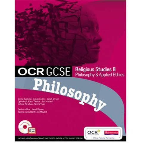 Ocr Physics As Student Book And Cd Rom ocr gcse religious studies b philosophy student book with activebook cd rom bunting