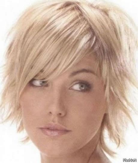 hairstyles fine slightly wavy hair short haircuts for fine hair 2017