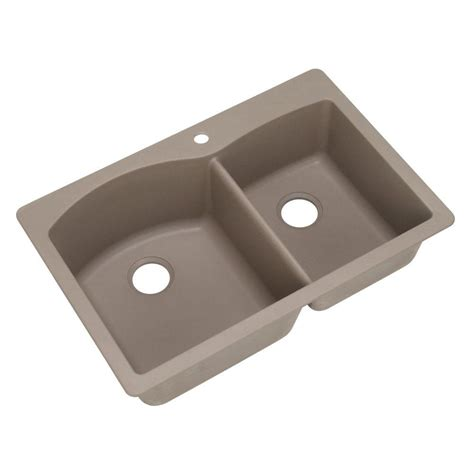 blanco kitchen sink blanco diamond dual mount composite 33 in 1 hole double