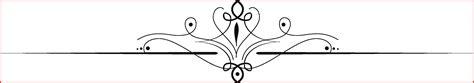 decorative horizontal line png category clipart 0 elegantgowns net