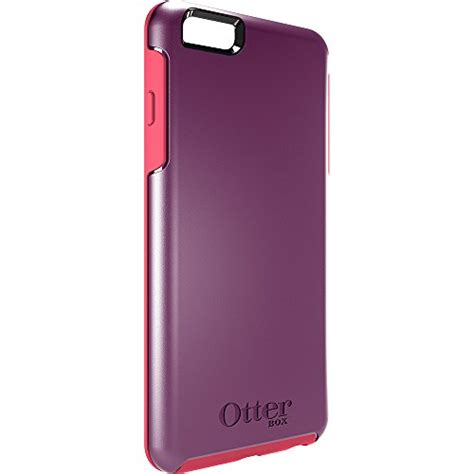 Otterbox Symmetry For Iphone 8 Plus Pink Colour Ori Asli otterbox symmetry for iphone 6 plus 6s plus retail packaging damson ebay